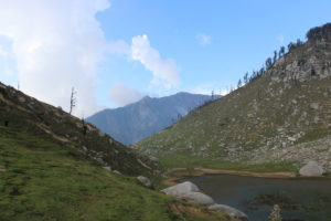 Path Less Travelled – Kareri Lake Trek