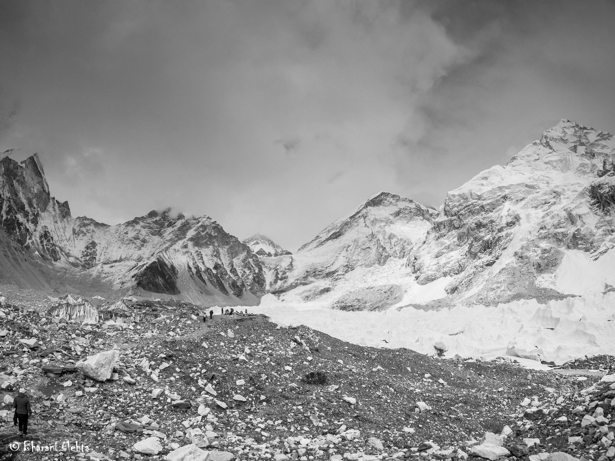 Everest Base Camp - Bharani Mehta
